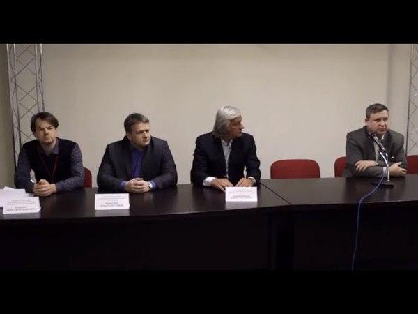 Конференция на выставке ОЛДТАЙМЕР ГАЛЕРЕЯ 2018 Сокольники.2 часть