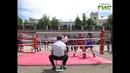 На набережной у речного вокзала стартовал спортивныйфестиваль Лето в боксерских перчатках