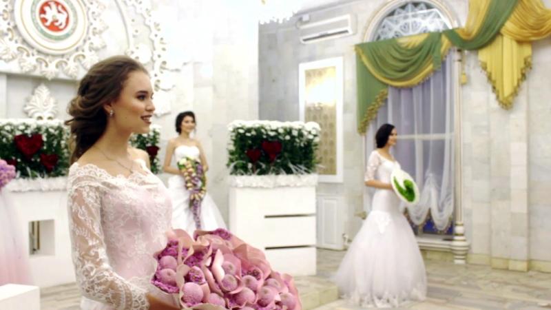 свадебный показ