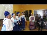 Выступление фольклорного коллектива Медвежьегорского Центра культуры и досуга
