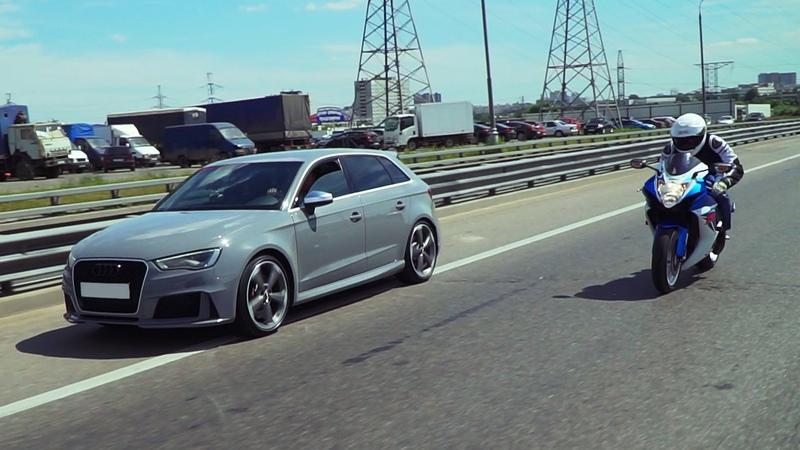 Audi RS3 Тест-драйв. Anton Avtoman » Freewka.com - Смотреть онлайн в хорощем качестве