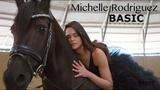 Michelle Rodriguez Stars in BASIC Magazine Cover Shoot