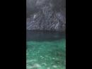 Голубые лагуны Корфу.