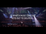 MUSE  Drones World Tour [Official Film Trailer ⁄ In Cinemas Worldwide 12 July 2018]