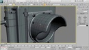 3dmotive Library Sample - Intro to High Poly Modeling in 3ds Max (Part 4 of 15)