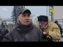 Украинский патриот высморкался и с аппетитом съел свои сопли перед камерой