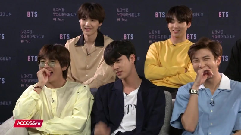 180517 BTS On Their Favorite Body Parts Their Fan Organized Purple Ribbon Army ¦ Access