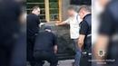 У Києві поліцейські в урядовому кварталі затримали чоловіка зі зброєю