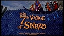 THE 7th VOYAGE of SINBAD music by BERNARD HERRMANN / This Is Dynamation ~ 1958