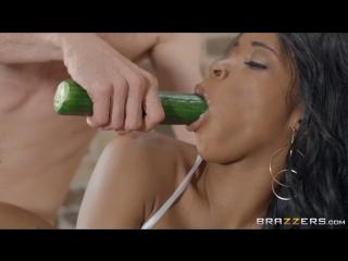 Kiki Minaj (Organic Orgasms)[2018, A2M, Anal, Big Tits, Brunette, Cheating, Ebony, Facial, Straight, Tattoos, Titfuck, HD 1080p]