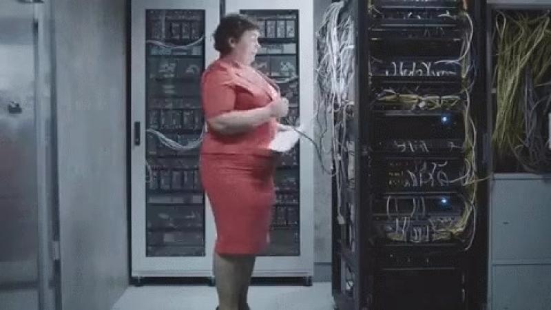 почему серверные закрывают ?