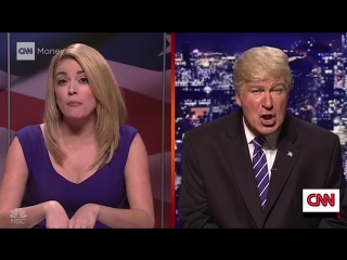 SNL takes on the Trump Tape