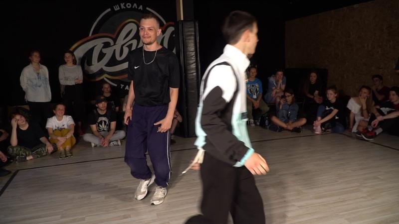Nord Diamond vs SkillBo / 1/4 final Breaking battle 1vs1 / DANCE EVENT   NO SELECTION
