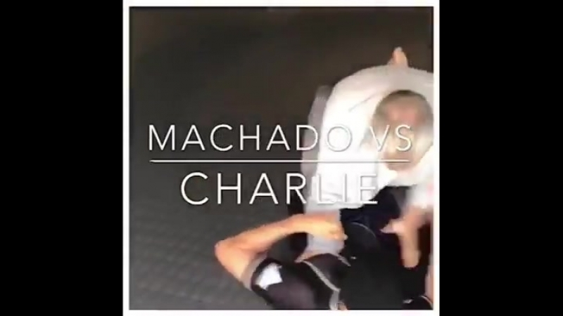 Rigan Machado vs Charlie