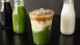 Copycat Starbucks Matcha Espresso Fusion Recipe