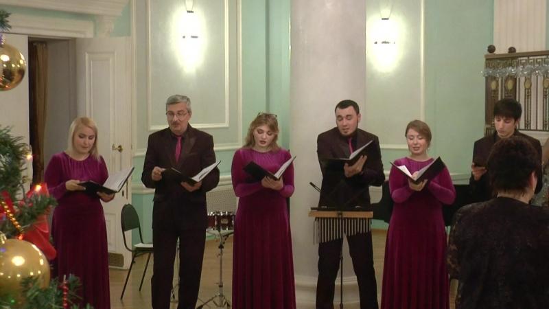 Камерный хор астраханской государственной филармонии