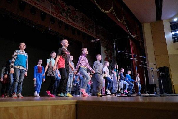 В Усть-Илимске состоялся первый этап конкурса «Битва школьных хоров»