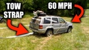 Can You Pull An Engine In 10 Seconds With A Tow Strap