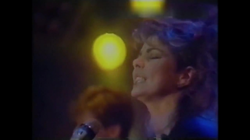 Sandra - Everlasting Love, Stop For A Minute (Peters Pop Show, 12.31.1987) Germany