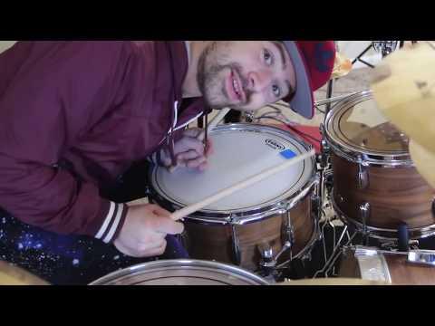 Джаред Дайнс: Как практиковать барабанные рудименты (для новичков)