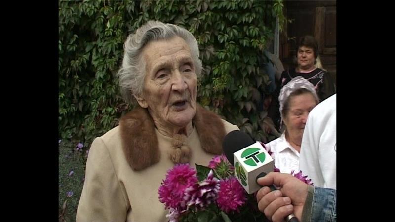 Моя любимая бабушка 24 сентября 2011 год