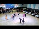 Джайв, взрослые, финал, РУТА 17.02.18