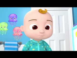 No No Bedtime Song - Nursery Rhymes Kids Songs - ABCkidTV