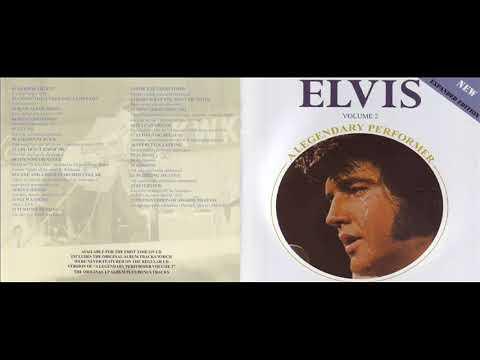 Elvis Presley A Legendary Performer Vol 2 Expanded Edition