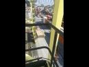 Работа контейнерного терминала