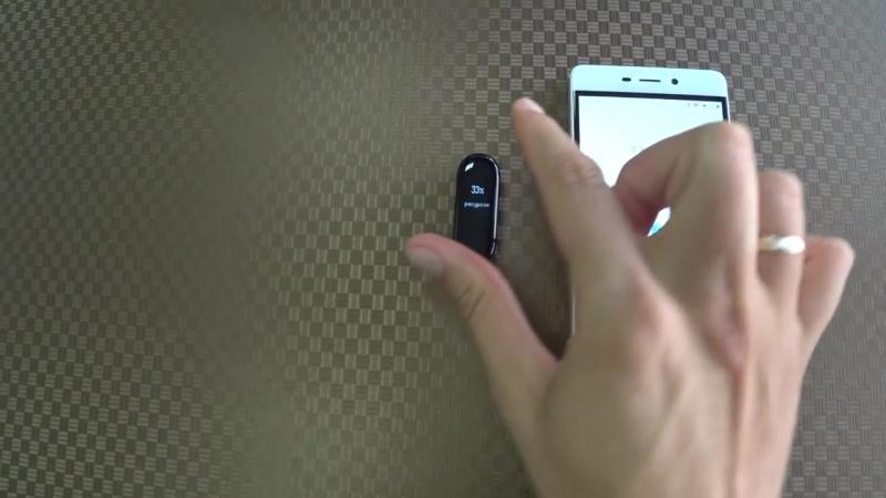 Русский язык на Xiaomi Mi Band 3 — видео обзор. Переводим фитнес браслет с китайского