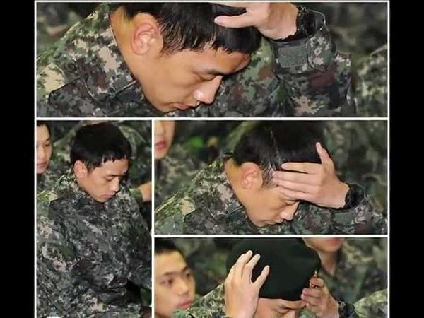 [Rain bi] Rain's military life