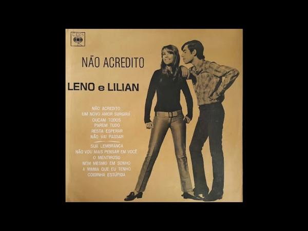 LENO E LILIAN - 16 Sucessos da JOVEM GUARDA vol. 2 19661973