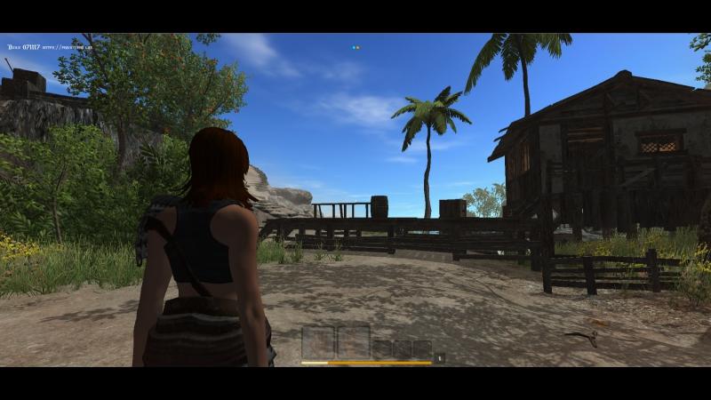 Privateers.life on Unity 3D: пиратская выживалка, day 279: ПОДЗОРНАЯ ТРУБА И ПОДСКАЗКИ