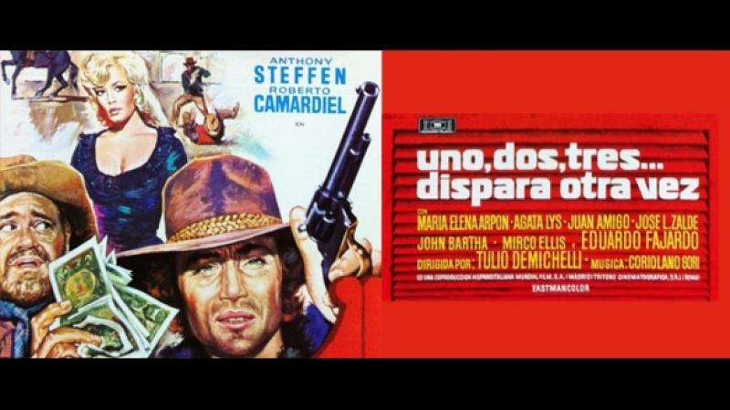 Tequila! (Uno, dos, tres... dispara otra Vez) (1973) (Español)