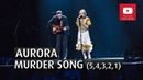 AURORA - MURDER SONG (5,4,3,2,1) - The 2015 Nobel Peace Prize Concert