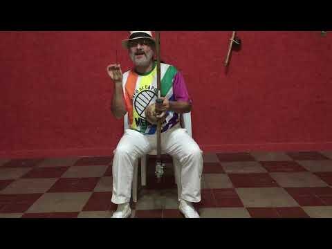 UNICAPOEIRA: Grupo Meia Lua/26abr62. Clube Cultural Tiguera. Mestres Polêmico e Pintor. Som. 09jul18