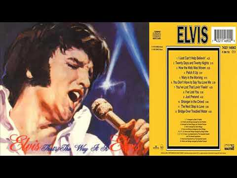 ELVIS PRESLEY THE ALTERNATE That`s The Way It Is