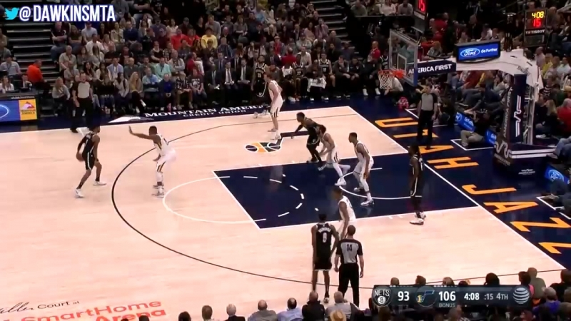 D'Angelo Russell Full Highlights 2017.11.11 at Jazz - 26 Pts, 6 Rebs, 3 Assists!