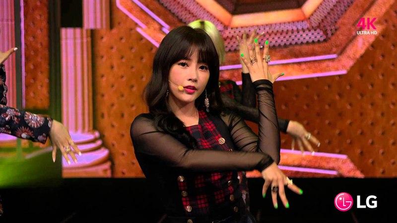 [Live] T-ARA (티아라) - Number Nine (넘버나인) - 4K (60FPS)