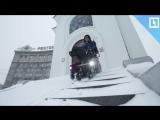 Вездеходная инвалидная коляска