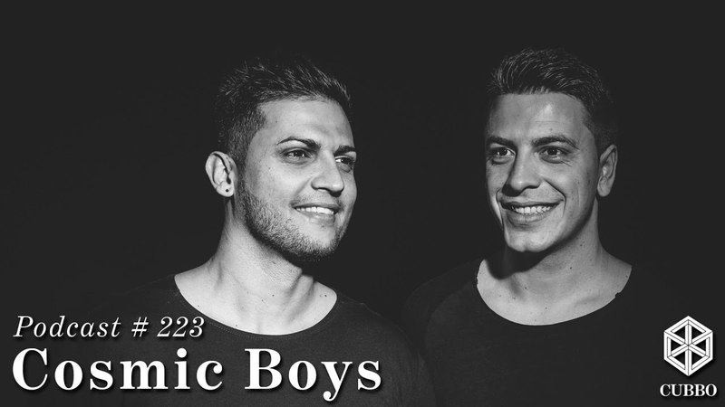 Cubbo Podcast 223: Cosmic Boys (FR)