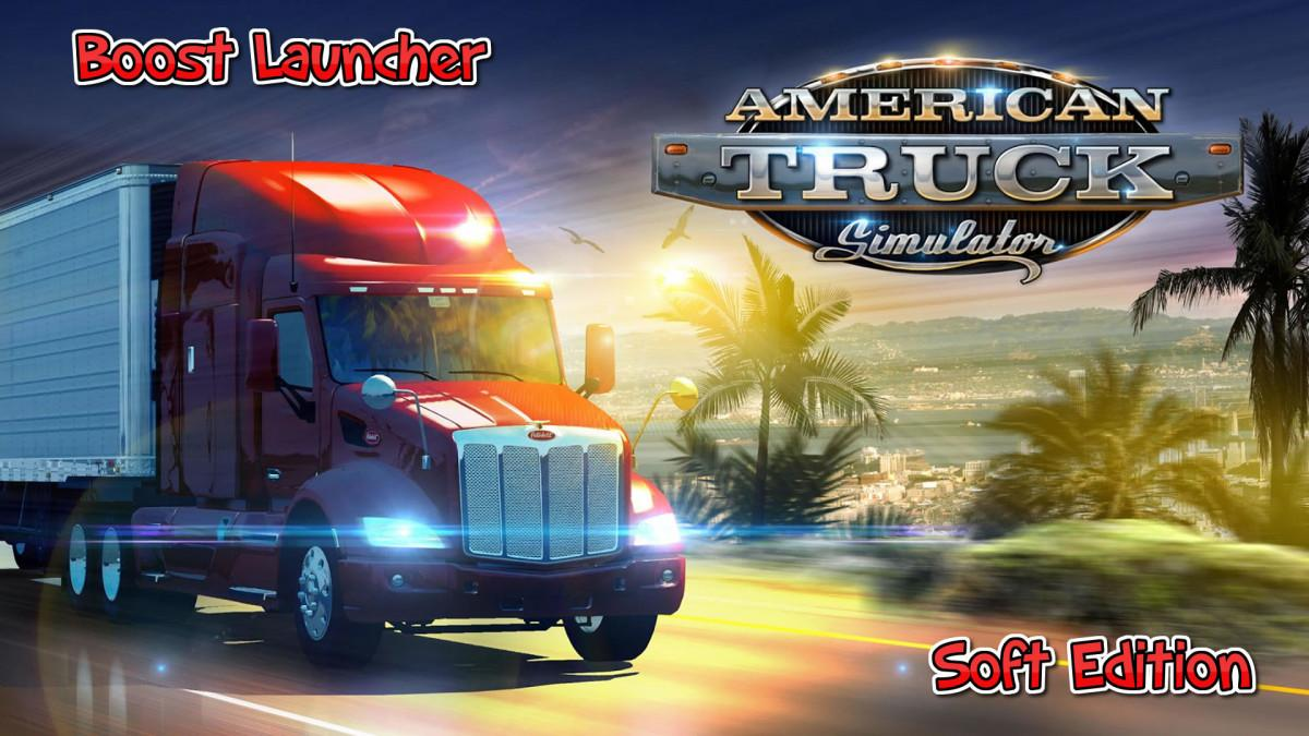 ATS BOOST LAUNCHER (SOFT EDITION)