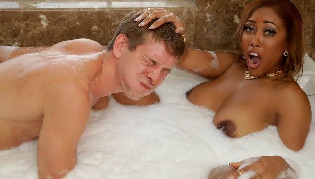 WOW Bubble Bath Booty Call # 1