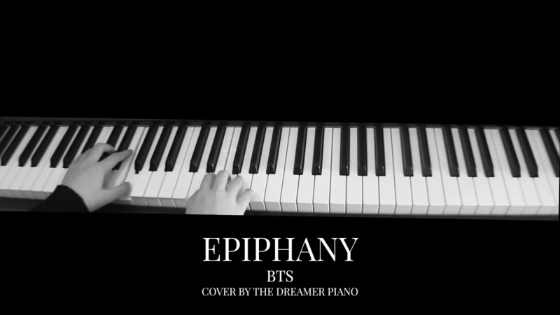 BTS (방탄소년단) LOVE YOURSELF 結 Answer Epiphany Piano Cover