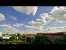 Облака над университетом