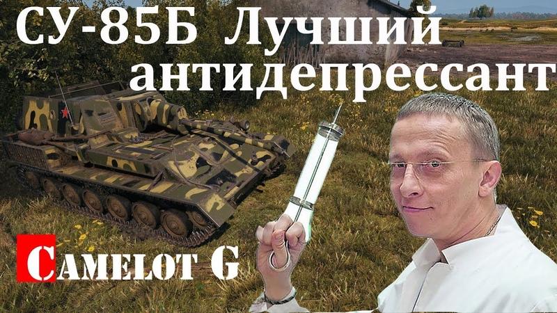 Су-85Б - лучший антидепрессант. Как прекратить череду сливов как остановить сливы.