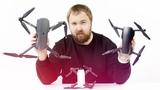 Выбираем лучший квадрокоптер: DJI Mavic Pro vs. Air и Spark