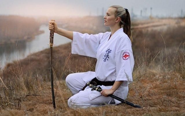 Тренировка на Ишиме