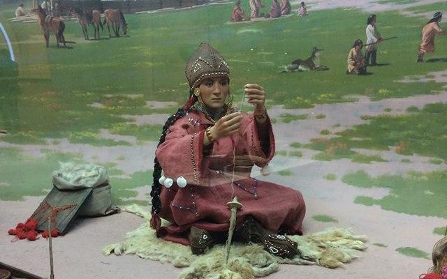 Андроновская ткачиха