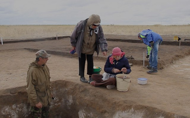 From Present to the Steppe of the Second Millennium B.C.